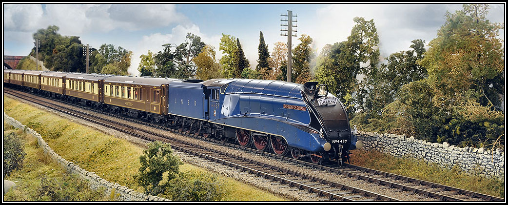 Locomotives and model trains for train sets - available stock