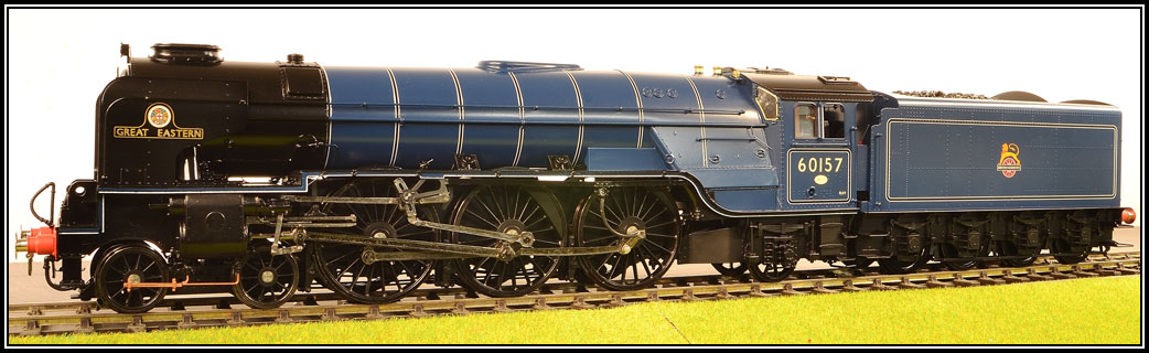 LNER A1 Class Great Central Locomotive