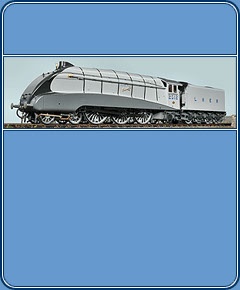 LNER LOCOMOTIVES A4 CLASS