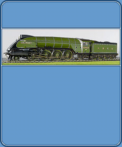 LNER LOCOMOTIVES P2 CLASS